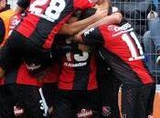 Newell's goleó rafaela podría salir campeón miércoles
