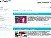 Cursos online sobre economía, emprendimiento administración