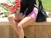 Shorts rosas
