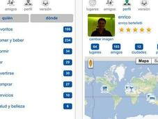 Digipea, móvil para gestionar agenda lugares favoritos