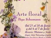 Exposición Arte Floral Cazorla