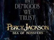 Nuevo Póster Percy Jackson Monstruos
