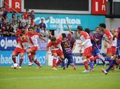 Eibar exige remontada mayúscula Hospi (3-0)