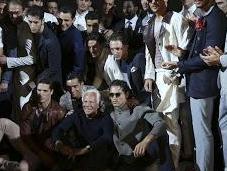 Giorgio Armani vuelve primer amor