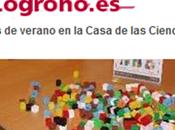 Talleres Verano Infantiles Casa Ciencias (Logroño, España)