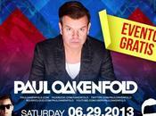 Alive Presenta Gratis: Paul Oakenfold Monterrey