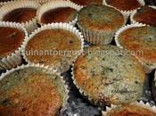 Muffins mermelada arándanos