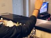 Aprovechar señales WiFi como sistema control gestos corporales