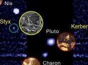 lunas pequeñas Plutón reciben oficialmente nombre