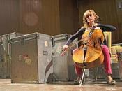 María José Vivó, violonchelista Orquesta Coro RTVE