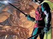DAMIAN BATMAN: Nueva historia hijo Bruce Wayne