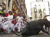 Encierro toros pamplona 'otro crueldad'