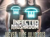 Infected Mushroom @Pepsi Center