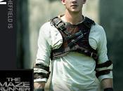 "Novena carta Personajes Maze Runner Revelada: Chris Sheffield ""Ben"""