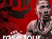 Adidas Rose Tour