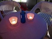 cena romántica, solo para