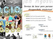 Servicio Ocio para Personas Discapacidad Intelectual Centro Juan María Nigrán (Pontevedra)
