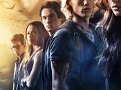 EXCLUSIVA, Hollywood Crush revela póster final Cazadores Sombras todo equipo