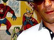 Diesel habla reunión Marvel insinúa estará Vengadores