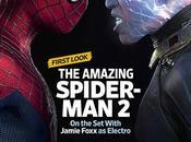 Spider-Man Electro, cara