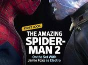 "Imagen oficial Electro ""The Amazing Spider-Man"