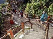 Adam's Peak, Lanka. subida épica