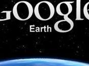 Lugares extraños Google Earth coordenadas