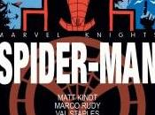 Portada Marvel Knights: Spider-Man