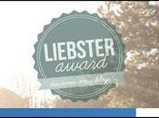 Premio Liebster Award.