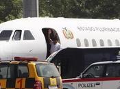 Morales, indígena avión sospechoso