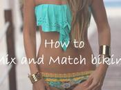 match bikinis: bikini mixer lover!