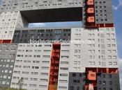 Blogger Traveller. Edificios singulares: Edificio Mirador Chinarro