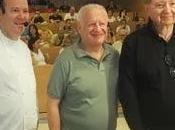 Juan Echanove José Carlos Capel, clase magistral sobre cocina mediterránea