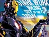 Tony Stark vuelve Tierra noviembre arco Iron Metropolitan