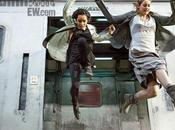 Divergente: Shailene Woodley saltando osadamente nueva imagen.