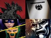 'Agents S.H.I.E.L.D.', 'Godzilla', 'Kick '300: Rise Empire' Comic-Con 2013