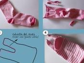 DIY: hacer muñecos calcetines
