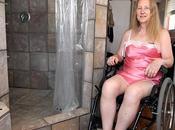 mujer hace todo posible para quedar parapléjica