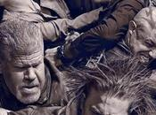 'Sons Anarchy' Teaser trailer temporada poster