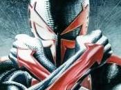 Espectacular portada alternativa Spiderman 2099 para Superior Spider-Man