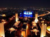 Bangkok desde alturas