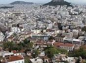Comer, comprar pasear Atenas