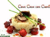 Original receta cuscús choricillos