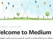 Medium: ¿otra social otra plataforma para blogueros?