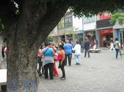 RECREO ventas ilegales parlantes Segunda Calle cruce Bulevar
