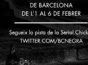 Semana Novela Negra Barcelona. BCNegra 2010.