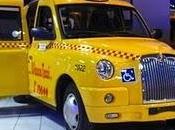 Varsovia adopta taxi londinense