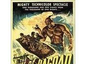 thief Bagdad: arabian fantasy Technicolor