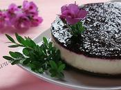 Tarta queso dulce moras