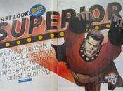 Primer vistazo 'Superior', nuevo cómic Mark Millar